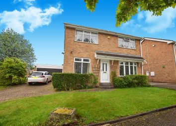 Thumbnail 4 bed detached house for sale in Daisy Close, Cotgrave, Nottingham