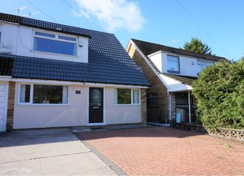 Thumbnail 5 bed semi-detached house for sale in Whitchurch Lane, Whitchurch