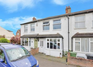 Thumbnail 3 bed terraced house for sale in Guildford Road, St.Albans