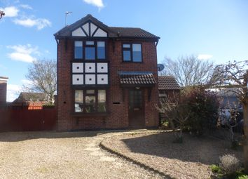 Thumbnail Detached house for sale in Cobham Close, Heckington, Sleaford