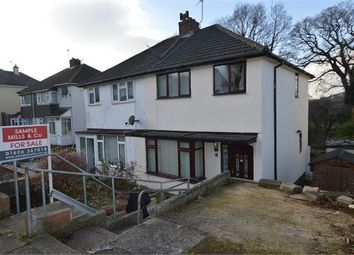 Thumbnail 3 bed semi-detached house for sale in Sandringham Road, Buckland, Newton Abbot, Devon.