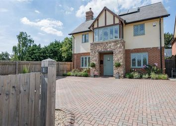 Thumbnail 4 bed detached house for sale in Well Lane, Llanvair Discoed, Monmouthshire