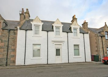 Thumbnail 4 bed semi-detached house for sale in 6 Cliff Street, Buckie