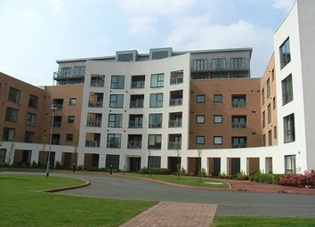 Thumbnail 2 bed flat for sale in Adler Way, Liverpool
