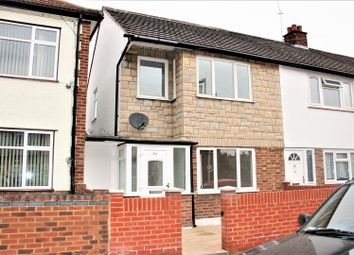 Thumbnail 3 bed semi-detached house for sale in Cedars Road, Stratford