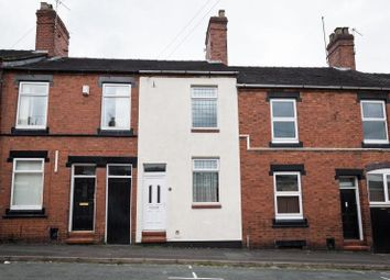 Thumbnail 2 bed terraced house to rent in Hanover Street, Newcastle-Under-Lyme