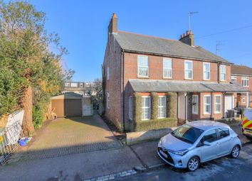 Thumbnail 3 bedroom semi-detached house for sale in Kingcroft Road, Harpenden