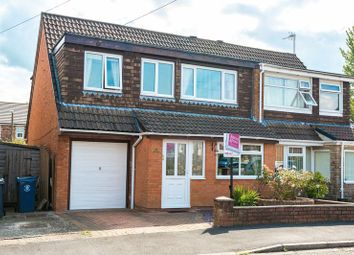 Thumbnail 4 bed semi-detached house for sale in Manor Avenue, Burscough, Ormskirk