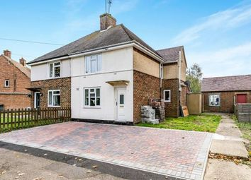 Thumbnail 2 bed semi-detached house for sale in Forest Road, Hartwell, Northampton, Northamptonshire