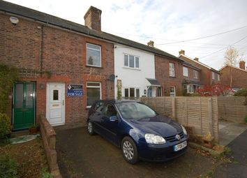 Thumbnail 2 bed terraced house to rent in Gordon Road, Buxted, Uckfield