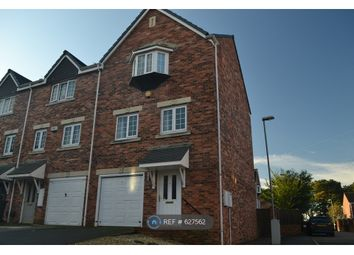 Thumbnail 4 bed end terrace house to rent in Castle Lodge Avenue, Rothwell, Leeds
