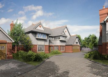 Thumbnail 7 bed detached house to rent in Newcourt Gardens, Solihull