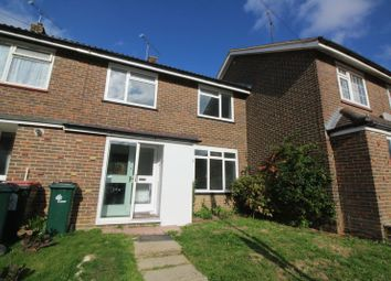 Thumbnail 3 bed terraced house for sale in Shepherd Close, Crawley