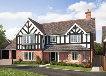 "Thumbnail 5 bed detached house for sale in ""Hazel House"" at Kendal End Road, Barnt Green, Birmingham"
