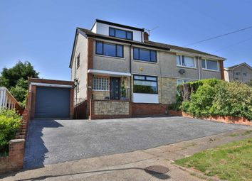 4 bed semi-detached house for sale in Heol Y Coed, Rhiwbina, Cardiff CF14