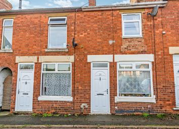 Thumbnail 2 bed terraced house for sale in Gladstone Street, Rothwell, Kettering