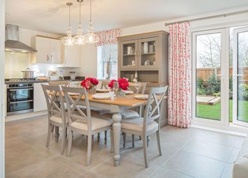 "Thumbnail 4 bedroom detached house for sale in ""Hurst"" at Morda, Oswestry"