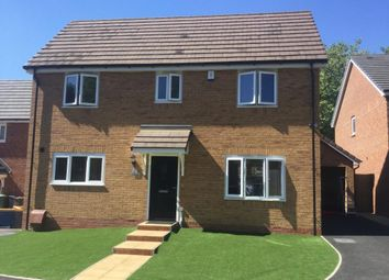 Thumbnail 3 bed detached house to rent in Savant Way, Walsall