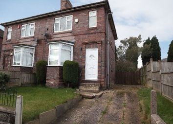 Thumbnail 3 bedroom semi-detached house to rent in Harvey Road, Meir, Stoke-On-Trent, Staffordshire
