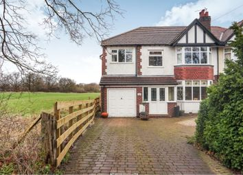 Thumbnail 5 bed semi-detached house for sale in Moor Lane, Woodford