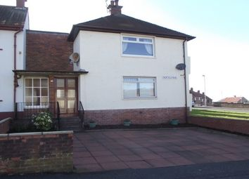 Thumbnail 2 bed flat to rent in Highfield Road, Ayr