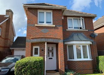 Thumbnail 3 bed detached house for sale in Lyme Way, Swindon, Wiltshire