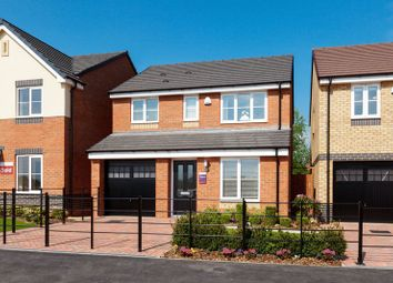 Thumbnail 3 bed detached house for sale in The Ardingham, Mere Park Gardens, Newport