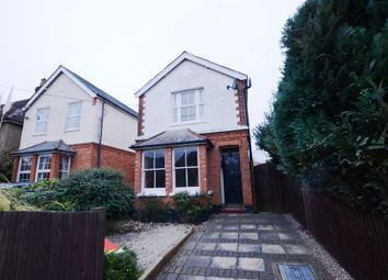 Thumbnail 2 bed detached house to rent in Junction Road, Lightwater