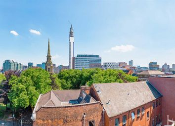 Thumbnail 3 bedroom flat for sale in St Pauls Chambers, 85 Caroline Street, Birmingham