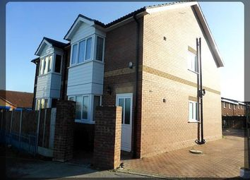 Thumbnail 1 bed flat to rent in Zeals Garth, Bransholme, Hull