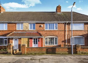 Thumbnail 3 bed terraced house to rent in Milne Road, Bircotes, Doncaster