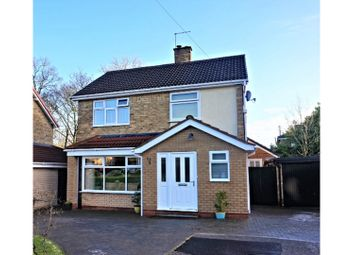 Thumbnail 4 bed detached house for sale in Beechfield Drive, Willerby