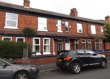 Thumbnail 3 bed property to rent in Marley Road, Manchester, Greater Manchester