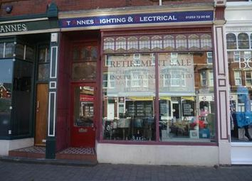 Thumbnail Retail premises to let in 20 Orchard Road, St Annes On Sea, Lancashire