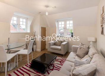 Thumbnail 2 bed flat to rent in Cheam Road, Epsom