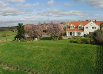 Thumbnail 4 bed detached house for sale in High Street, Holme, Nottinghamshire