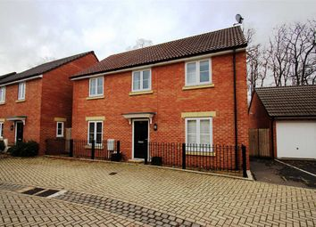 Thumbnail 4 bed detached house for sale in Barons Crescent, Trowbridge, Wiltshire