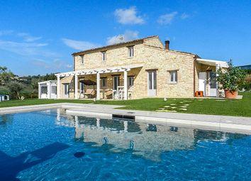Thumbnail 3 bed country house for sale in Monte Vidon Corrado, Monte Vidon Corrado, Fermo, Marche, Italy