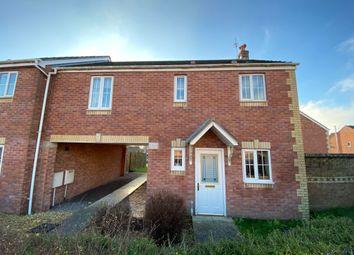 3 bed semi-detached house for sale in Heol Y Dryw, Rhoose Point, Rhoose, Vale Of Glamorgan CF62