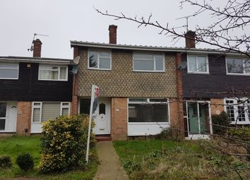 Thumbnail 3 bed terraced house to rent in Archers Way, Chelmsford