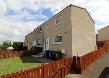 Thumbnail 2 bed end terrace house for sale in Kaimes Grove, Kirknewton
