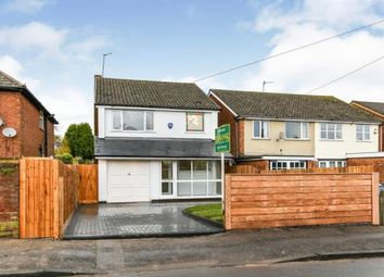 3 bed detached house for sale in High Street, Clayhanger, Walsall, West Midlands WS8