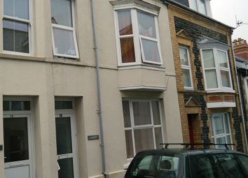 Thumbnail 6 bed town house to rent in Prospect Street, Aberystwyth