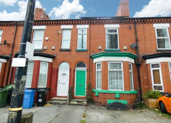 Thumbnail 6 bed terraced house for sale in The Circle, Barton Road, Stretford, Manchester