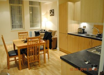Thumbnail 1 bedroom flat to rent in Pearl House, 43 Princess Way, Swansea.