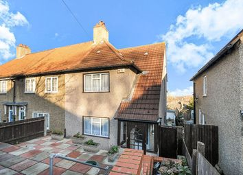 Thumbnail 3 bed semi-detached house for sale in Durning Road, London