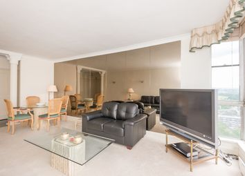 Thumbnail 3 bed flat to rent in Quadrangle Tower, Cambridge Square, Hyde Park