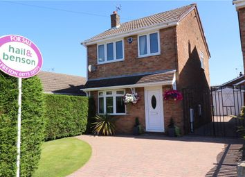Thumbnail 3 bed detached house for sale in Royal Oak Drive, Selston, Nottingham