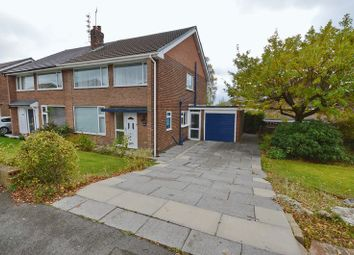 Thumbnail 4 bed semi-detached house for sale in Standmoor Road, Whitefield, Manchester