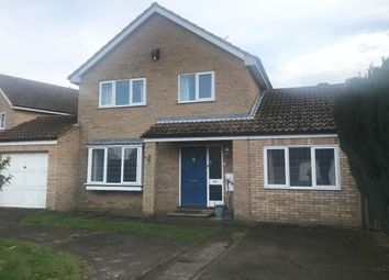 Thumbnail 3 bed property to rent in North Wootton, King's Lynn